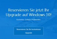 Windows-10-reservierung