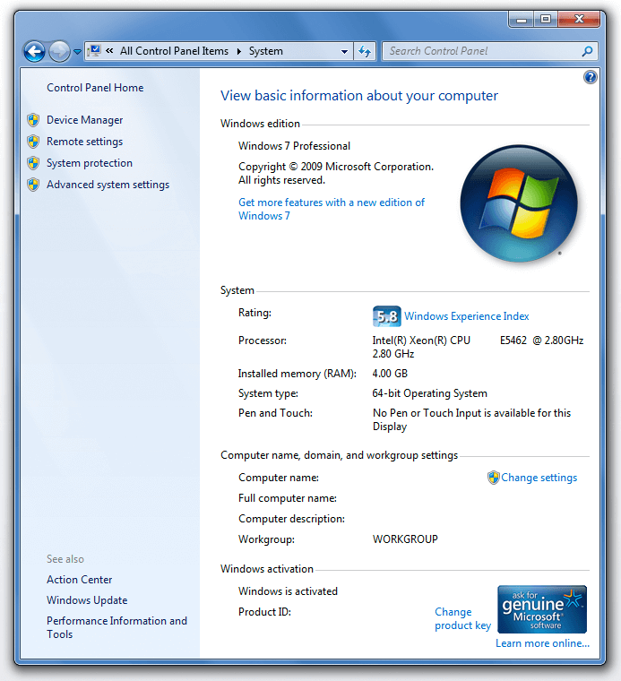 windows-7-systemeinstellungen